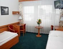 Ilf Hotel 3* (Prague, Czech Republic)