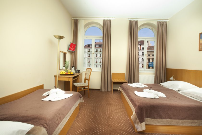 Bed And Breakfast Prague Airport