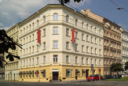 Prague Centre Plaza 3* (Prague, Czech Republic)