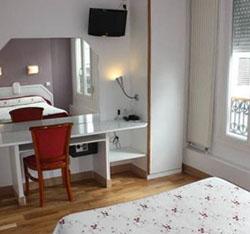 Hotel de Paris 2* (Paris, France)