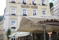 Hotel Ruze 4* (Karlovy Vary, Czech Republic)