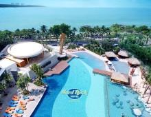 Hard Rock Hotel Pattaya 4* (Pattaya, Thailand)