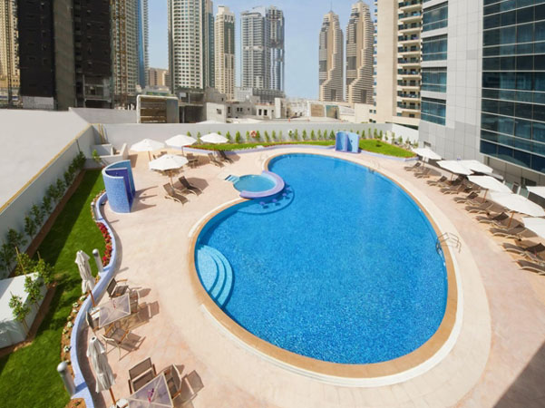Marina View Hotel Apartments 4* (Dubai, UAE)