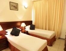 Spark Residence Hotel Apartments 4* (Sharjah, UAE)