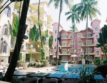 Jarr's Renton Manor 2* (Goa, India)