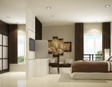 Suite in the hotel Tuana Blue Sky Resort 3* (Patong Beach, Phuket, Thailand)