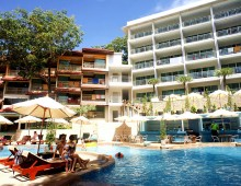 Chanalai Flora Resort 4* (Kata Beach, Phuket, Thailand)