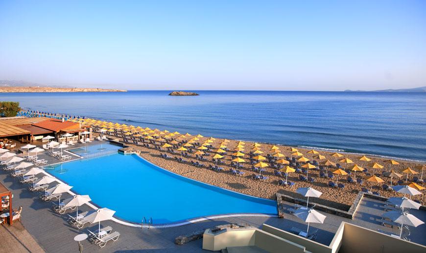 Aks Minoa Palace 4 Amnissos Crete Greece