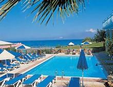 Almiros Beach 3* (Agios Nikolaos, Crete, Greece)