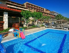 Blue Bay Resort & Spa Hotel 4* (Agia Pelagia, Crete, Greece)