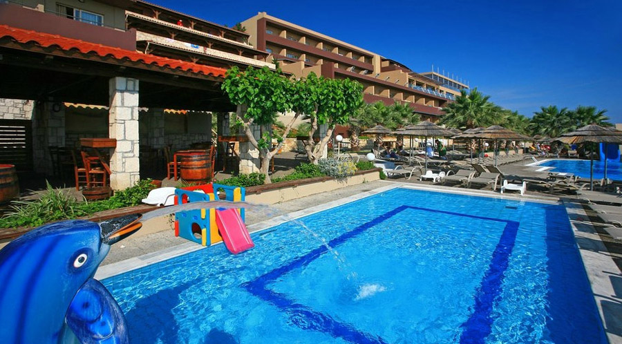 Blue Bay Resort Amp Spa Hotel 4 Agia Pelagia Crete Greece