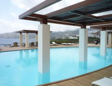 Pool in hotel Sea Side Resort & Spa 5* (Agia Pelagia, Crete, Greece)