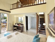 Family Room with 2 Bedrooms Maisonette Style in hotel Sea Side Resort & Spa 5* (Agia Pelagia, Crete, Greece)