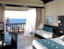 Superior Room in hotel Sea Side Resort & Spa 5* (Agia Pelagia, Crete, Greece)