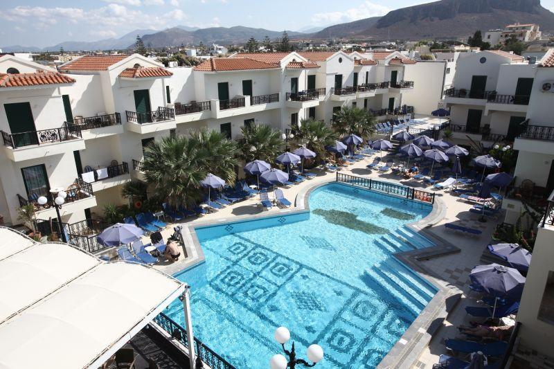 Diogenis Blue Palace 4 Gouves Heraklion Crete Greece