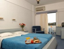 Room in the hotel Vasia Ormos 3* (Agios Nikolaos, Crete, Greece)