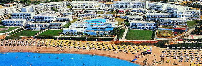 Kreta Hotel Mitsis Rinela Beach Kokkini Hani