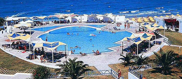 Mitsis Rinela Beach Resort Spa  Kokkini Hani Crete Greece