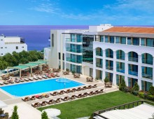 Albatros Spa & Resort Hotel 4* (Hersonissos, Crete, Greece)