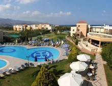 Chrispy World 4* (Rapaniana, Kolymbari, Crete, Greece)
