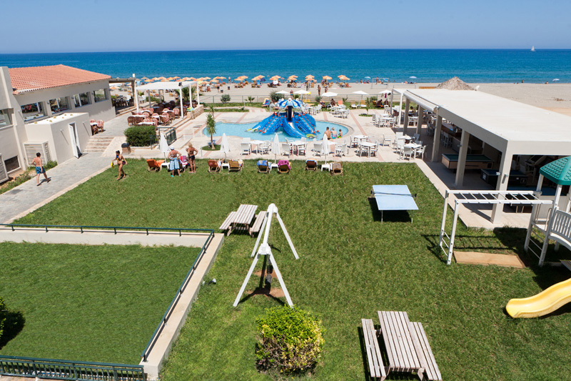 Dimitrios Village Beach Resort Rethymno