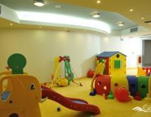 Playroom in the hotel CHC Galini Sea View 5* (Chania, Crete, Greece)