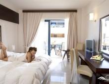 Room in the hotel CHC Galini Sea View 5* (Chania, Crete, Greece)