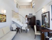 Maisonette in the hotel CHC Galini Sea View 5* (Chania, Crete, Greece)