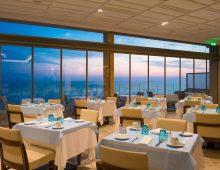 Restaurant in the I-Resort Beach Hotel & Spa 5* (Crete, Greece)