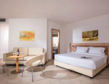 Junior Suite in the I-Resort Beach Hotel & Spa 5* (Crete, Greece)