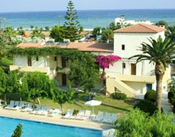Maravel Hotel 4* (Adelianos Kampos, Crete, Greece)