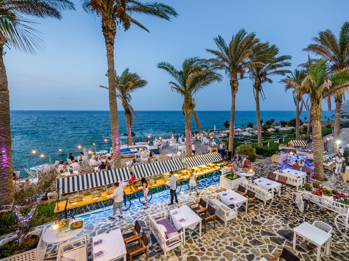 Radisson Blu Beach Resort 5 Milatos Crete Greece