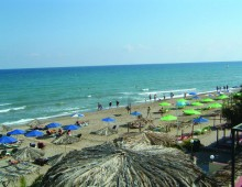Sandy Beach Hotel 3* (Kavros, Georgioupolis, Crete, Greece)