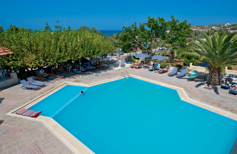Hotel Gortyna Beach