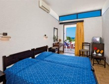 Gortyna Hotel 3* (Scaleta, Crete, Greece)