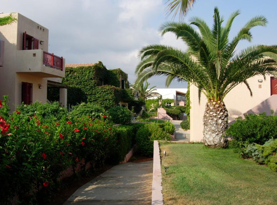 Zorbas Village Amp Aqua Park 4 Anissaras Crete Greece