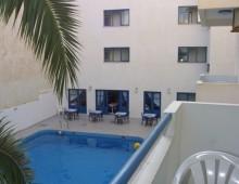 Central Hersonissos Hotel 3* (Hersonissos, Crete, Greece)