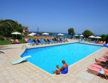 Cretan Filoxenia Beach 3* (Analipsis, Crete, Greece)