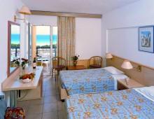 Room in the hotel Aqua Dora Resort & Spa 4* (Tholos, Theologos, Rhodes, Greece)