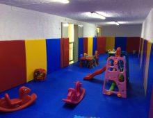 Kid's club in hotel Porto Greco Village 4* (Hersonissos, Crete, Greece)