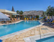 Pool in hotel Porto Greco Village 4* (Hersonissos, Crete, Greece)