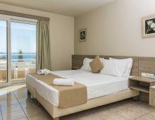 Standard Room Sea View in hotel Porto Greco Village 4* (Hersonissos, Crete, Greece)