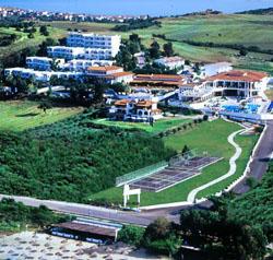 Alexandros Palace Hotel & Suites 5* (Tripiti, Ouranoupolis, Athos, Chalkidiki, Greece)