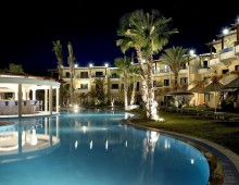 Atrium Palace Thalasso Spa Resort & Villas 5* (Kalathos, Lindos, Rhodes, Greece)