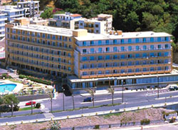 Hotel Rhodos Horizon Resort 4* (Rhodes Town, Rhodes, Greece)