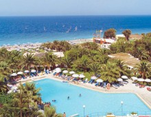 Blue Horizon Palm Beach Hotel & Bungalows 4* (Ialyssos, Rhodes, Greece)