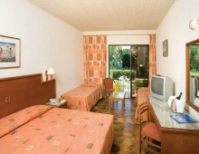 Blue Horizon Palm Beach Hotel & Bungalows 4* (Ialyssos, Rhodes, Greece)