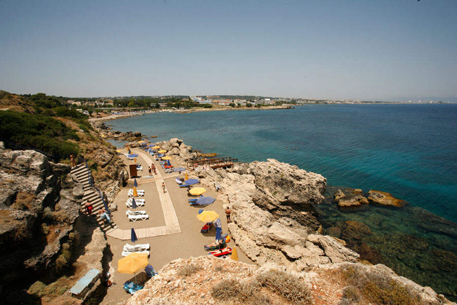 Kalithea Beach Hotel Rhodes