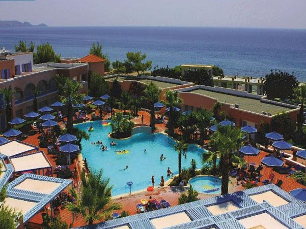 Mitsis Rodos Village Resort 5 Kiotari Rhodes Greece