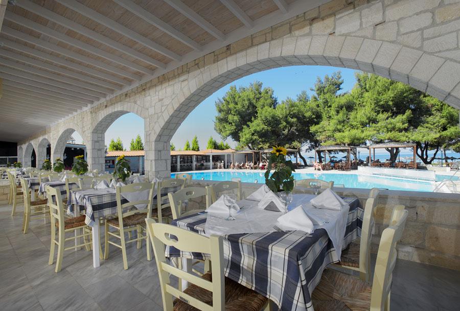 Portes Beach Hotel 4 Nea Potidea Kassandra Chalkidiki